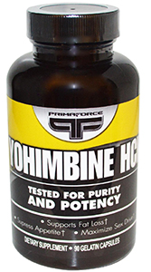 Primaforce-YOHIMBINE-HCI
